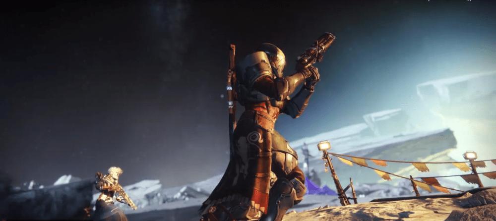 Ролик Destiny 2, о том, что нас ждет в Shadowkeep