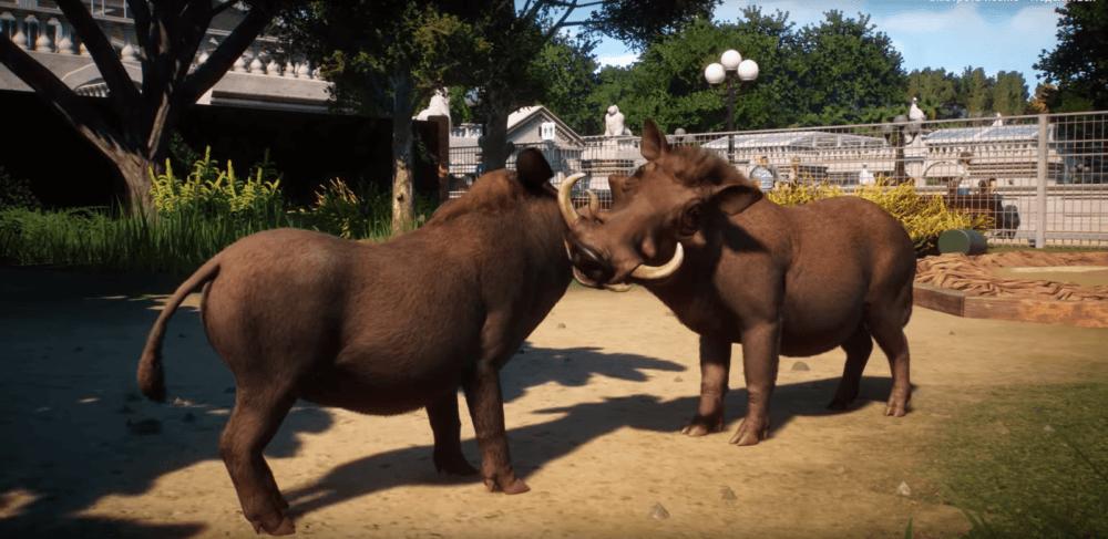 Свежий трейлер Planet Zoo, демонстрирующий возможности беты