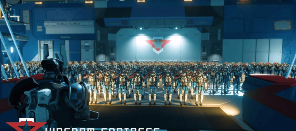 Новый трейлер Starbase с масштабированием вселенной