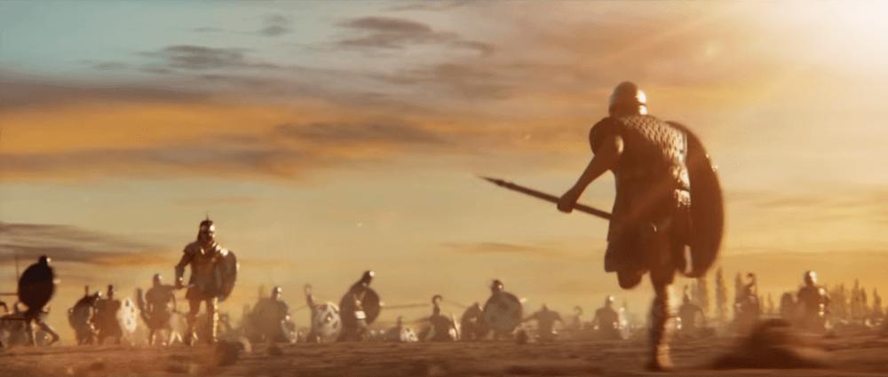 SEGA анонсировали A Total War Saga: Troy с мифическими существами! Трейлер прилагается.