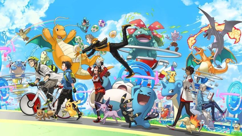 Pokemon GO снова приносит прибыль