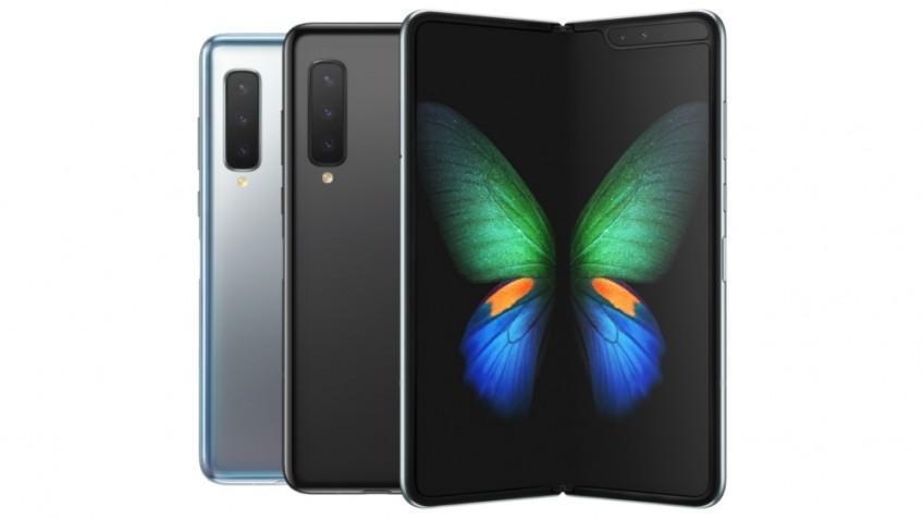Samsung Galaxy Fold - гибкий смартфон.Релиз