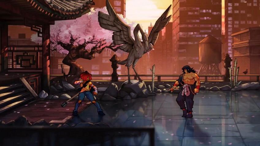 Новые подробности в Streets of Rage 4