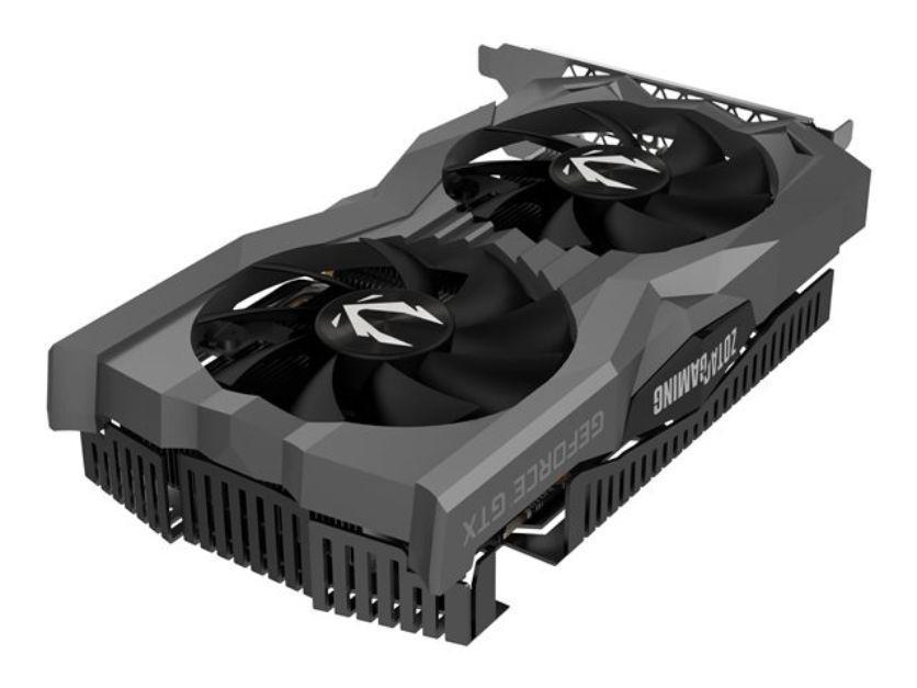 Слух: NVIDIA может выпустить видеокарту Turing семейства GTX