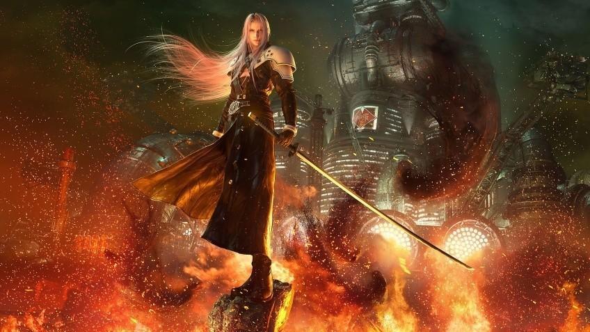 Square Enix отпраздновали 22 летие Final Fantasy VII Remake