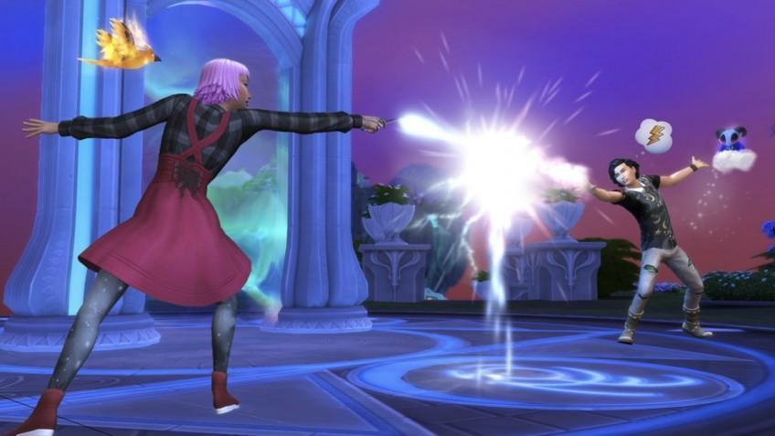 The Sims 4 получит новое DLC - «Мир магии»