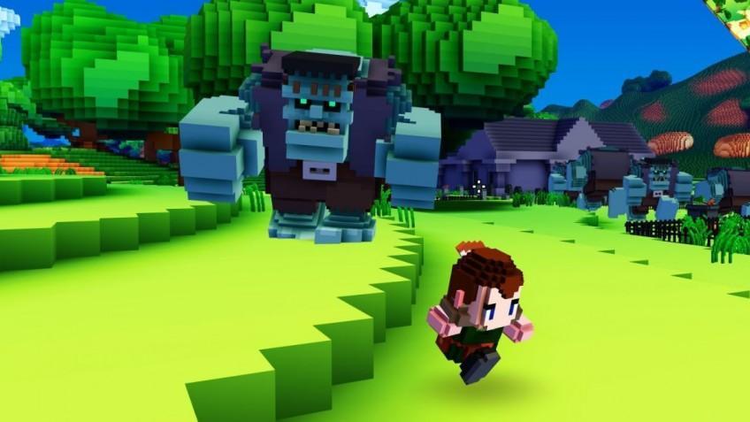 Cube World все таки выходит  в Steam спустя 8 лет