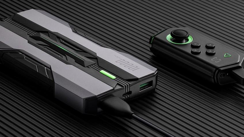 Black Shark выпустила первый внешний аккумулятор
