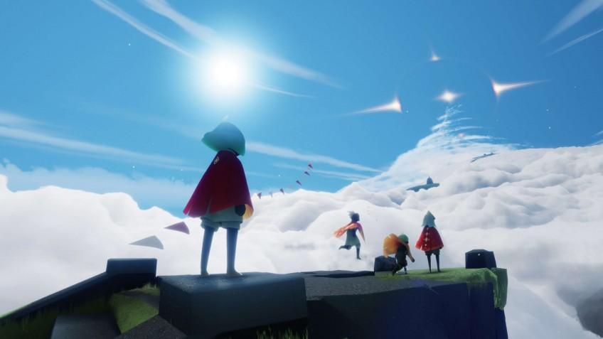 Запущен тест Sky: Children of the Light на Android