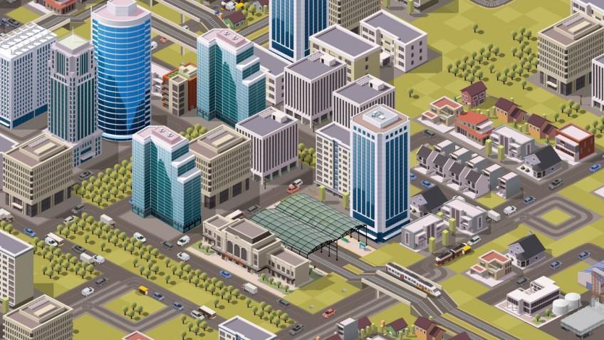 Построй свой город в Smart City Plan
