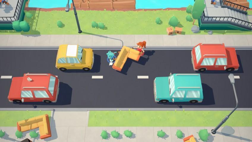 Team17 Software анонсировала симулятор переезда