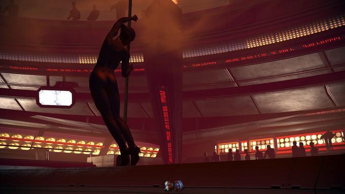 Мод раздевает девушек Mass Effect 1 и 2 - ради этого игру можно пройти еще раз