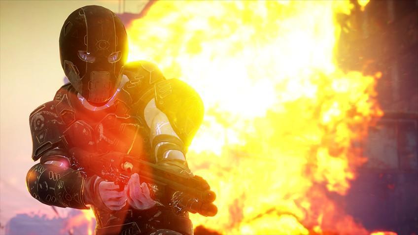 Первое DLC для Rage 2 выйдет 26 ноября