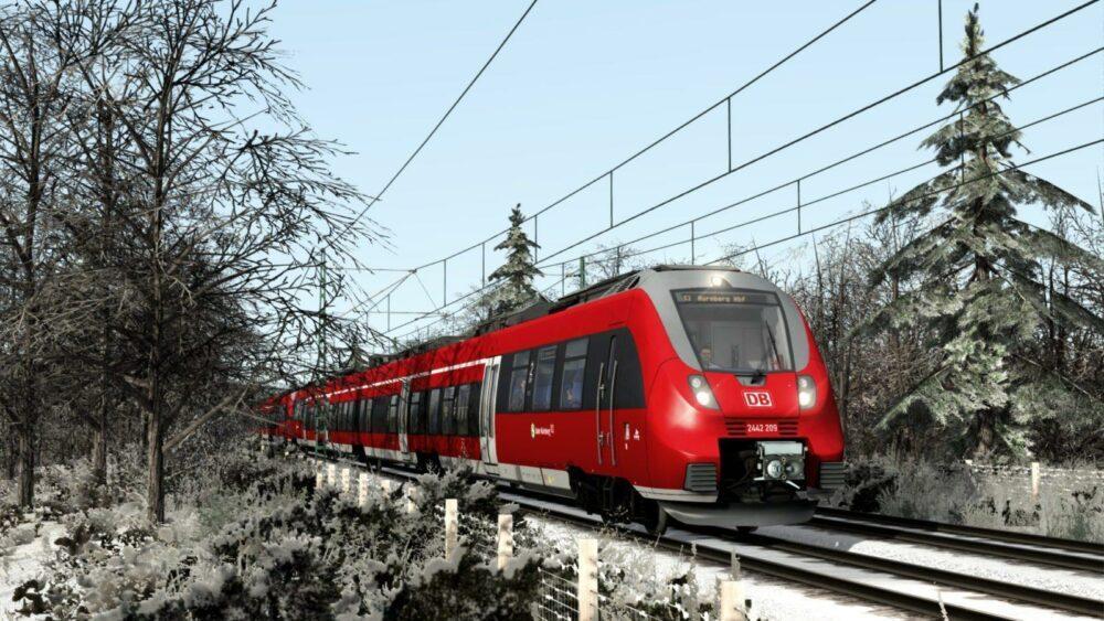 Train Simulator 2020 выйдет в Steam 19 сентября.