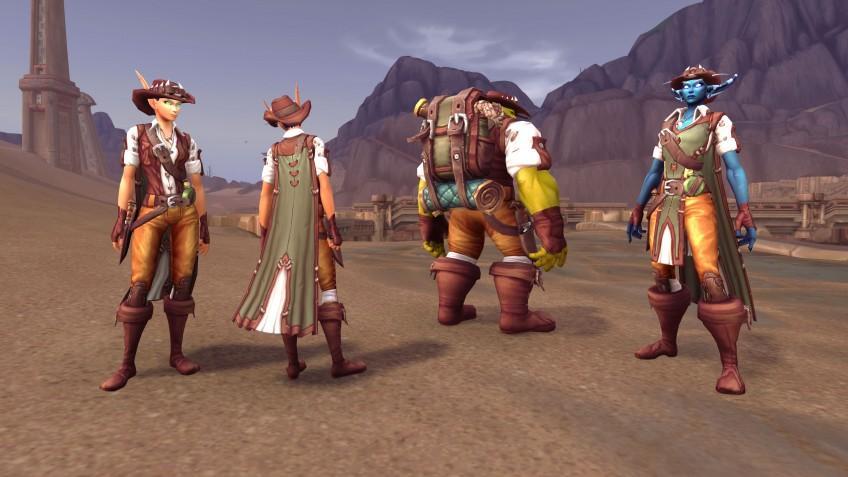 Обновленная версия «Пригласи друга!» стартует  для World of Warcraft
