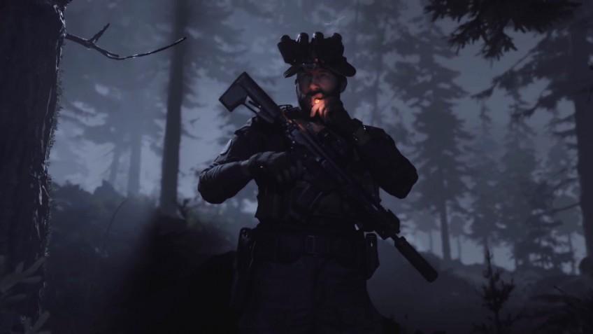 Вышел короткий ролик про бето тест в Call of Duty: Modern Warfare