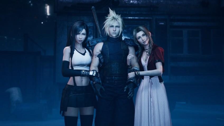 Новые подробности о ремейки Final Fantasy VII в трейлере