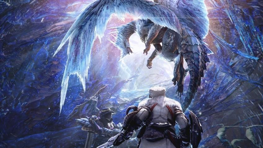 DLC для Monster Hunter: World за неделю набрало 2,5 миллиона копий