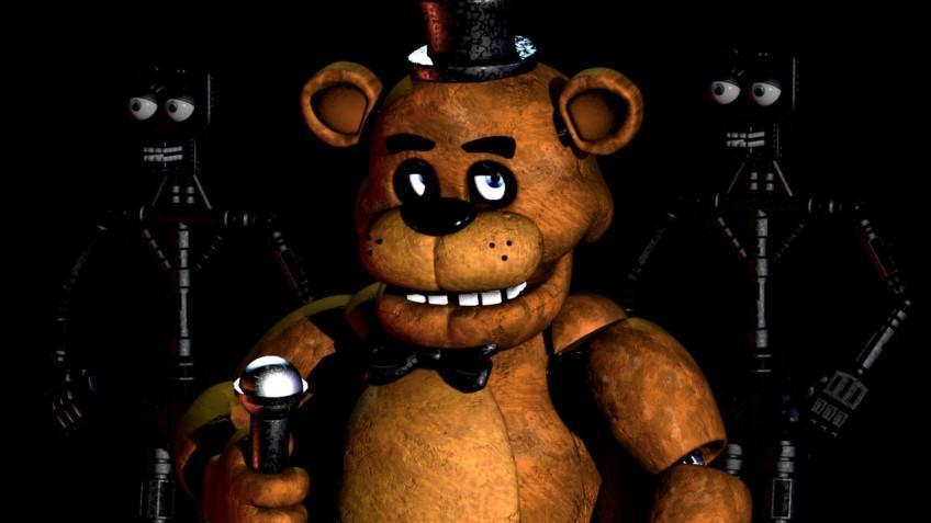 Жуткие убийцы прямо у вас дома - Five Nights at Freddy's