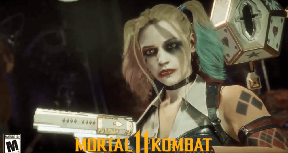 Кэсси Кейдж перевоплощается в Харли Квинн. Сара Коннор тоже есть! Свежие скины в Mortal Kombat 11