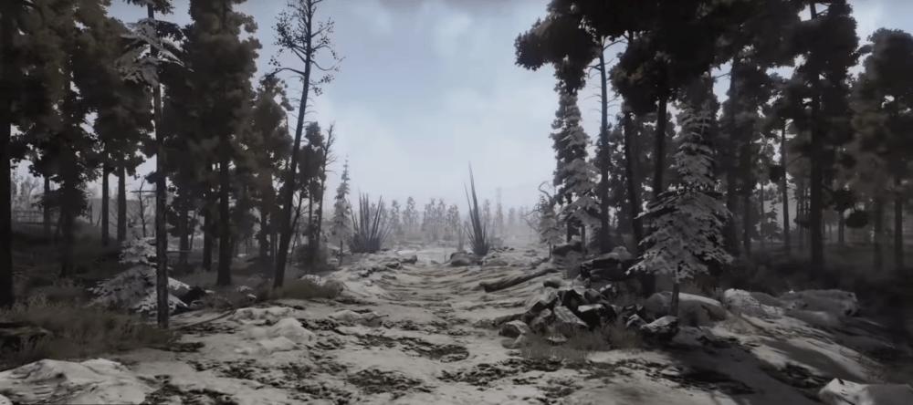 Геймплей фанатской STALKER: Legacy of Times на CryEngine