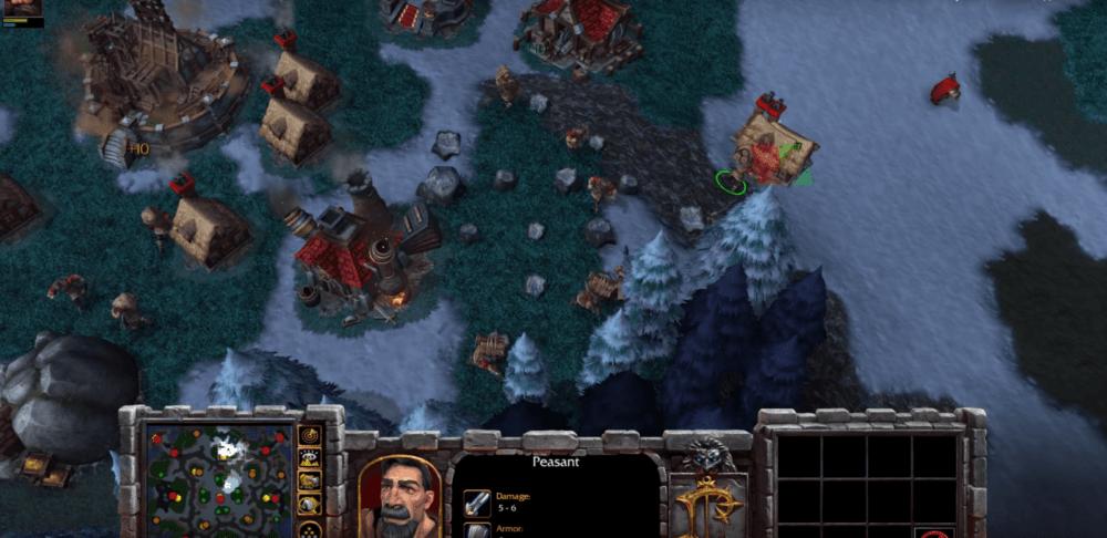 Утечки продолжаются - 10 минут Warcraft 3: Reforged