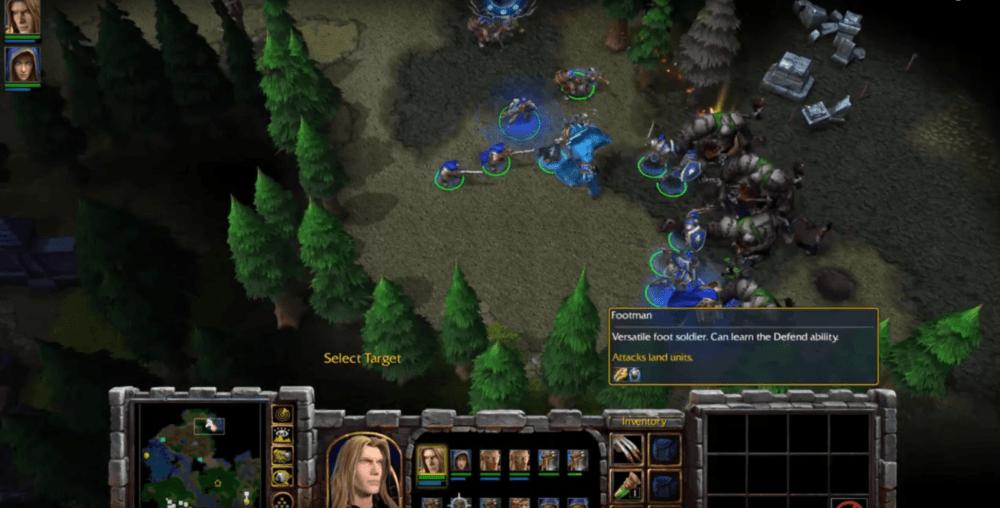 За Альянс! Первые миссии Warcraft III: Reforged