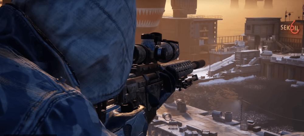 Свежий геймплей Sniper: Ghost Warrior Contracts