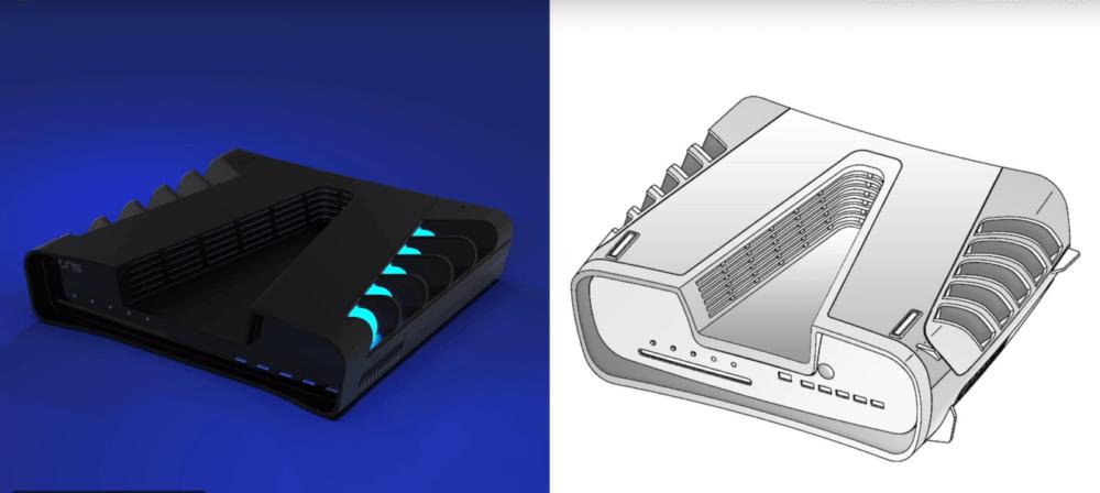 Первая фотография будущей PlayStation 5
