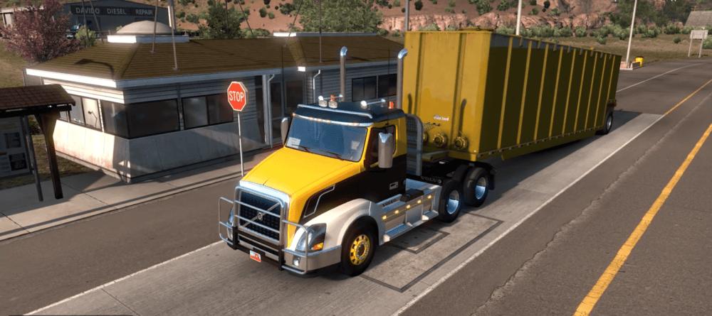 SCS Software устраивает распродажу в честь юбилея Euro Truck Simulator 2
