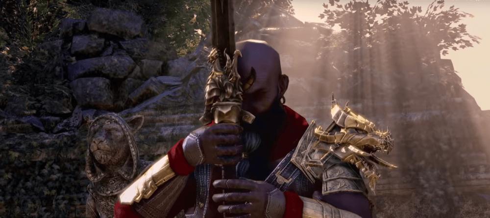 Для The Elder Scrolls Online вышло сюжетное дополнение