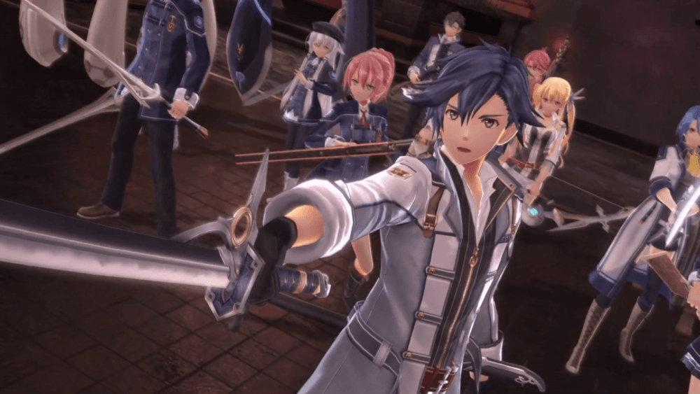 Релизный трейлер The Legend of Heroes: Trails of Cold Steel 3