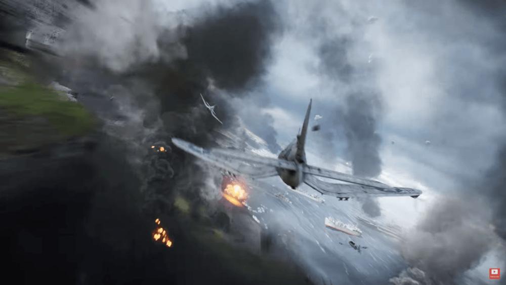 Трейлер новой главы Battlefield 5