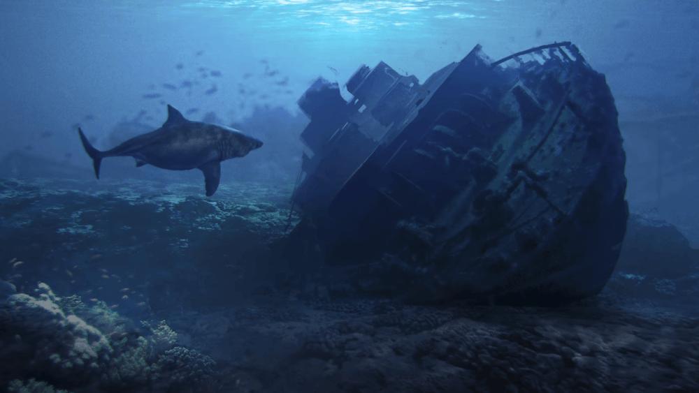 Дневник разработчиков симулятора акулы Maneater