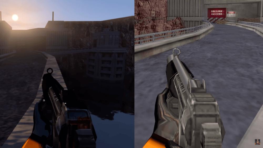 Half-Life с трассировкой лучей