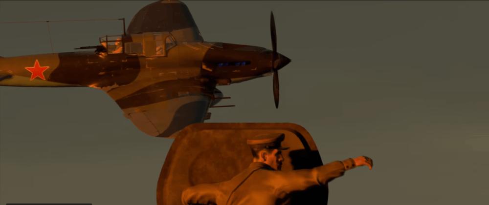 Видео про Ил-2 от Gaijin Entertaiment