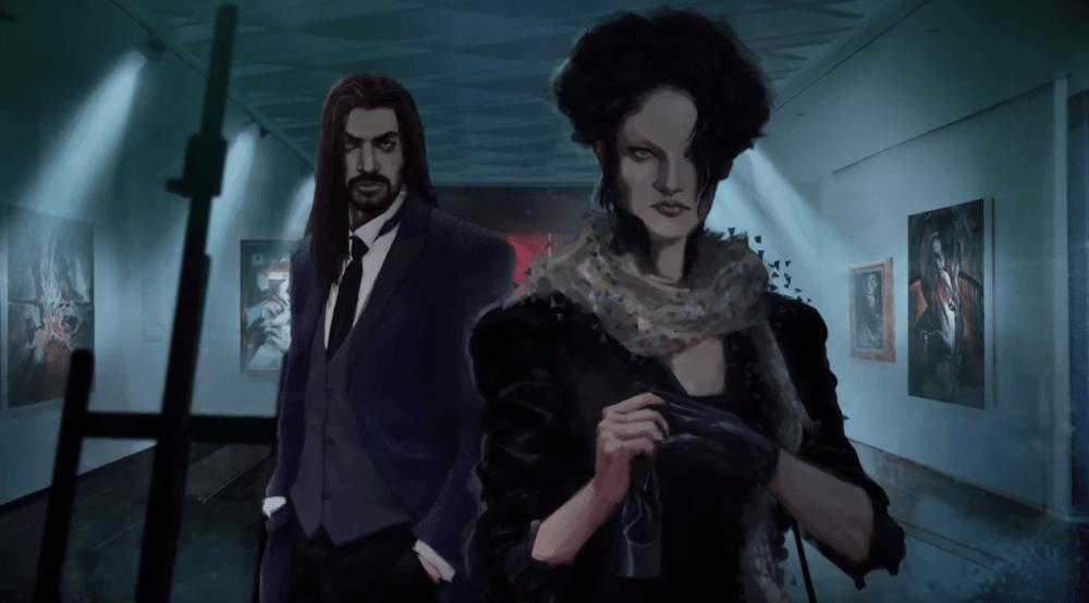 Геймплей Vampire: The Masquerade - Coteries of New York