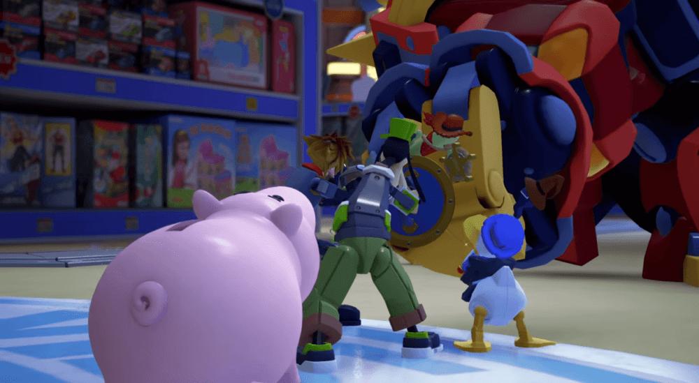 Готовится разработка новой Kingdom Hearts