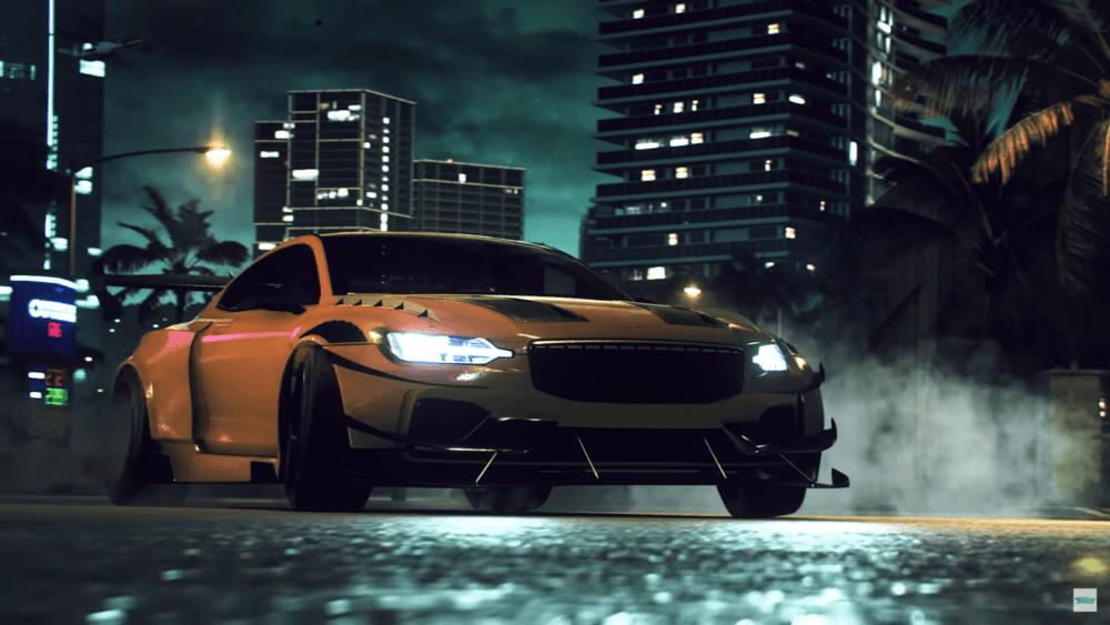 Релизный трейлер Need for Speed: Heat