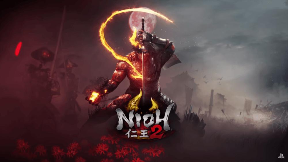 Свежий трейлер Nioh 2 и анонс даты выхода