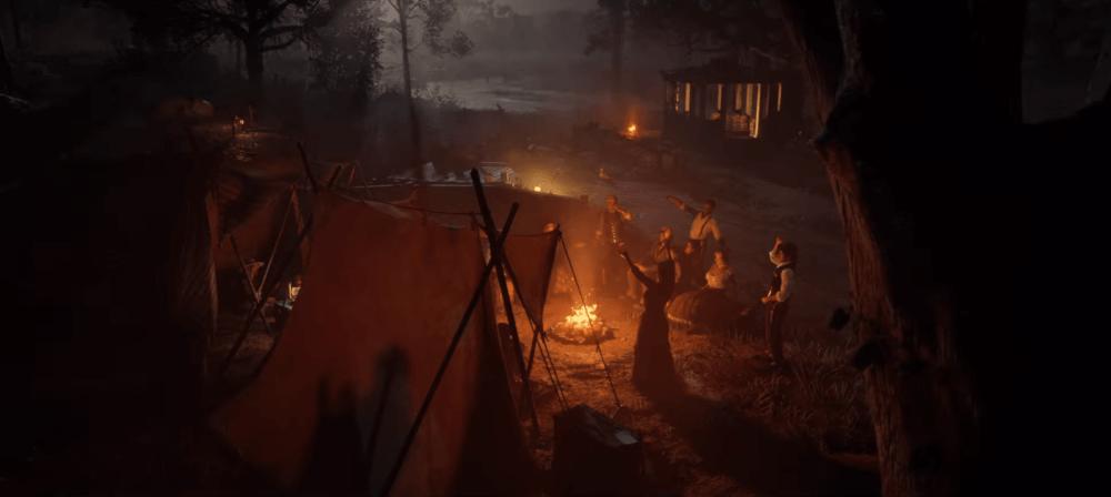 Релизный трейлер Red Dead Redemption 2 на PC