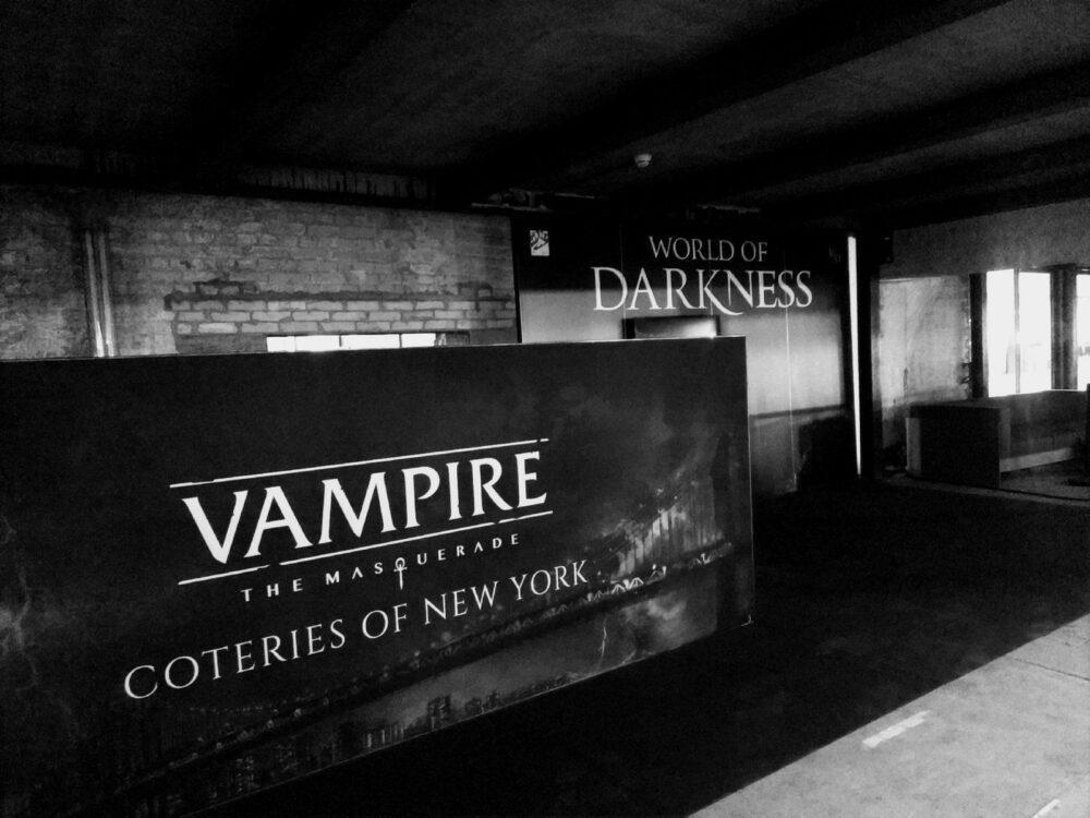 Vampire: The Masquerade - Coteries of New York уже в декабре выйдет на PC