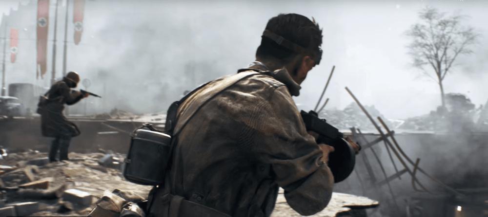 "Трейлер ремейка ""Метро"" в Battlefield V"