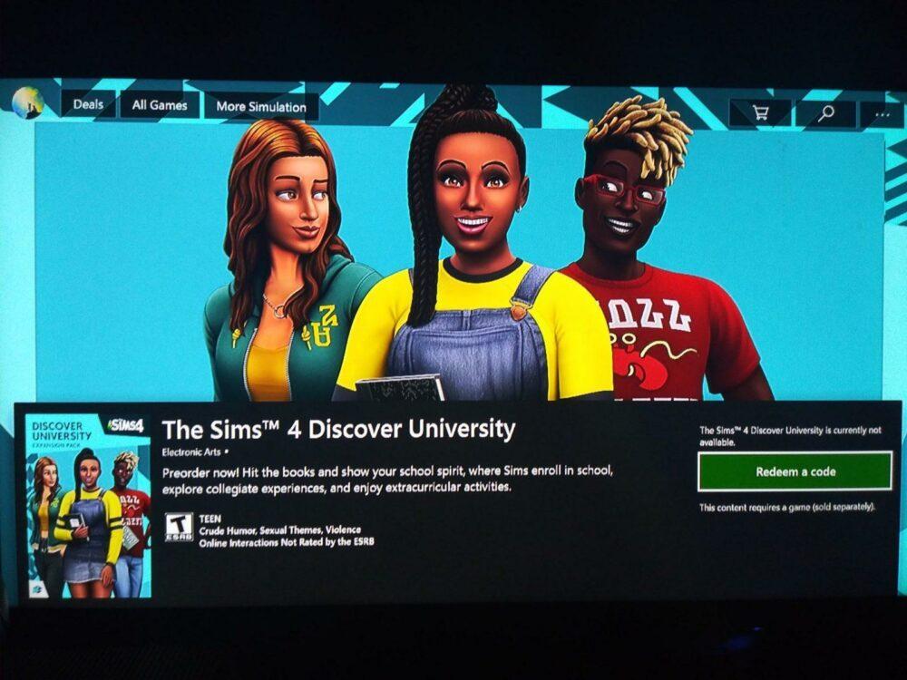 The Sims 4 получит дополнение в декабре