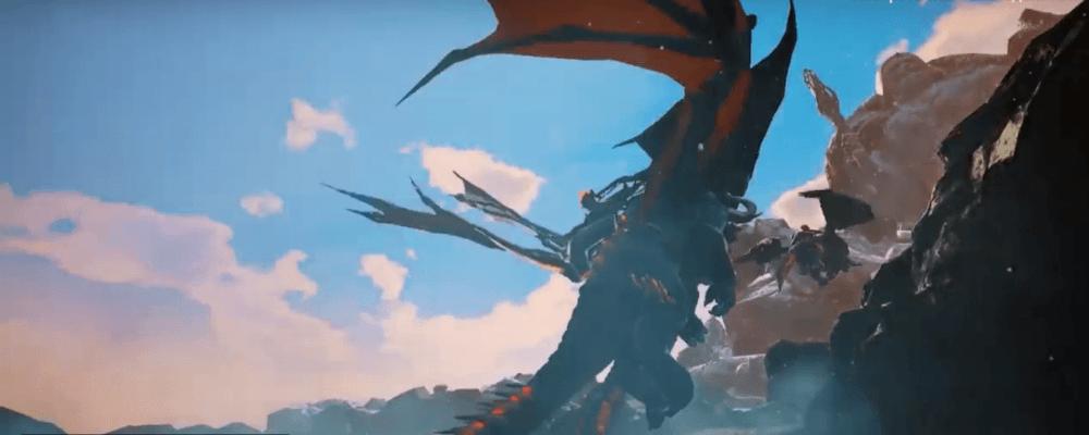 Релизный трейлер MMORPG Citadel: Forged with Fire - игра покидает ранний доступ