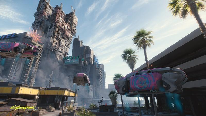 Новый скриншот Cyberpunk 2077 в 4К - детализация на высшем уровне!