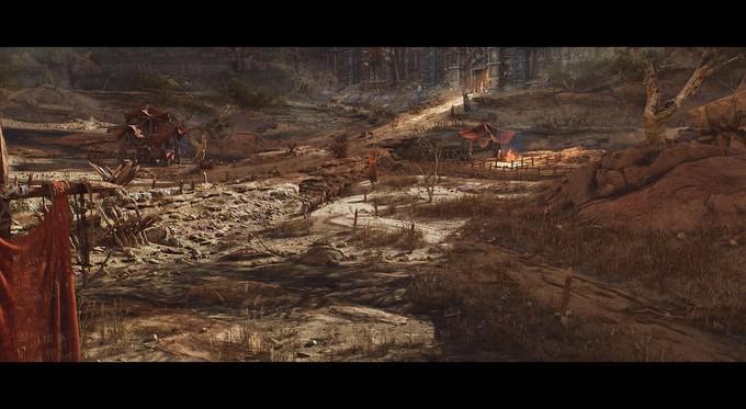 Художник показал врата Оргриммара из World of Warcraft на Unreal Engine 4