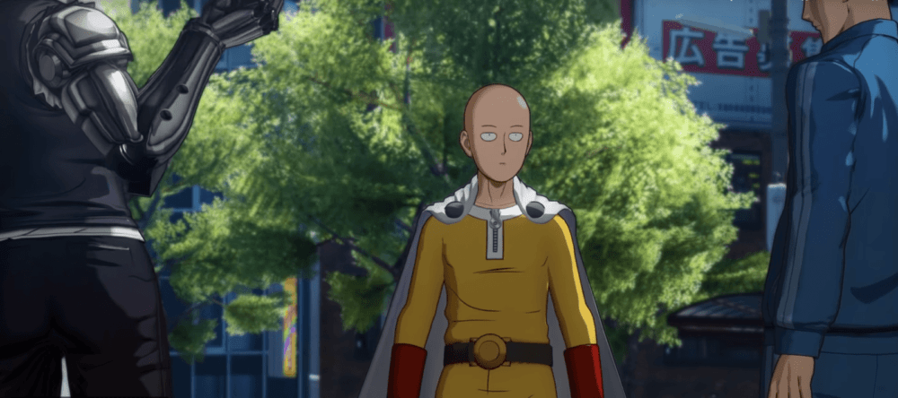Геймплей и создание собственного героя A Hero Nobody Knows - игры по мотивам One Punch Man