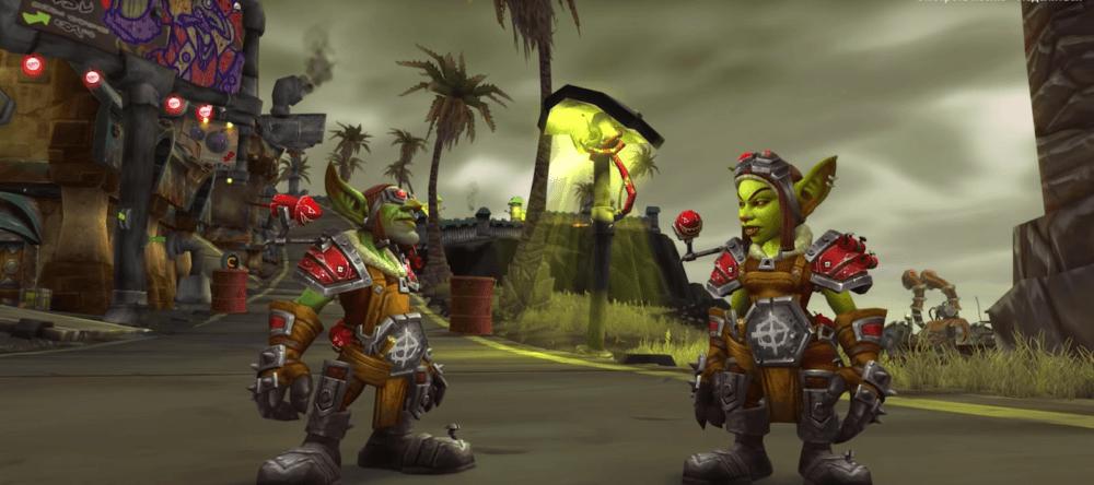 В World of Warcraft добавят две новые фракции с патчем Visions of N'Zoth
