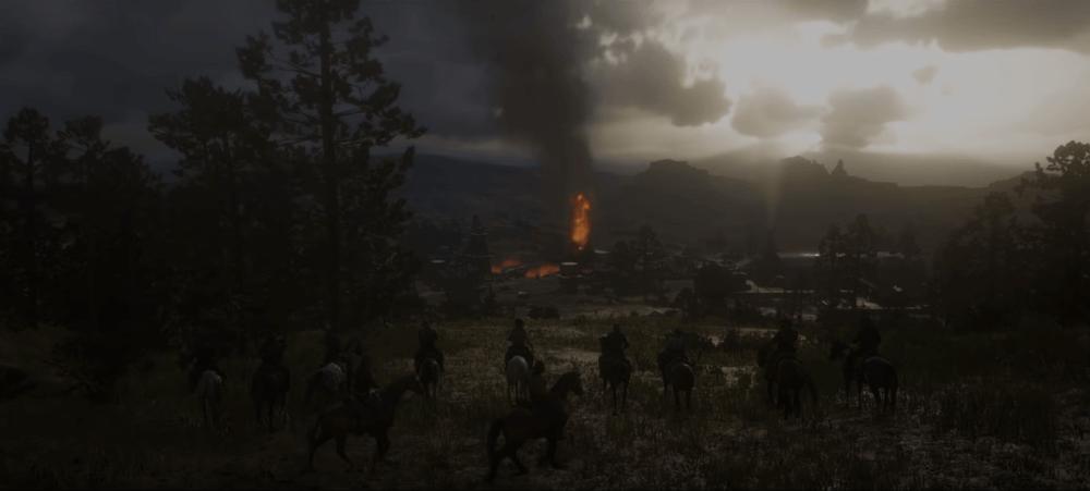 Системные требования и стоимость Red Dead Redemption 2 на PC
